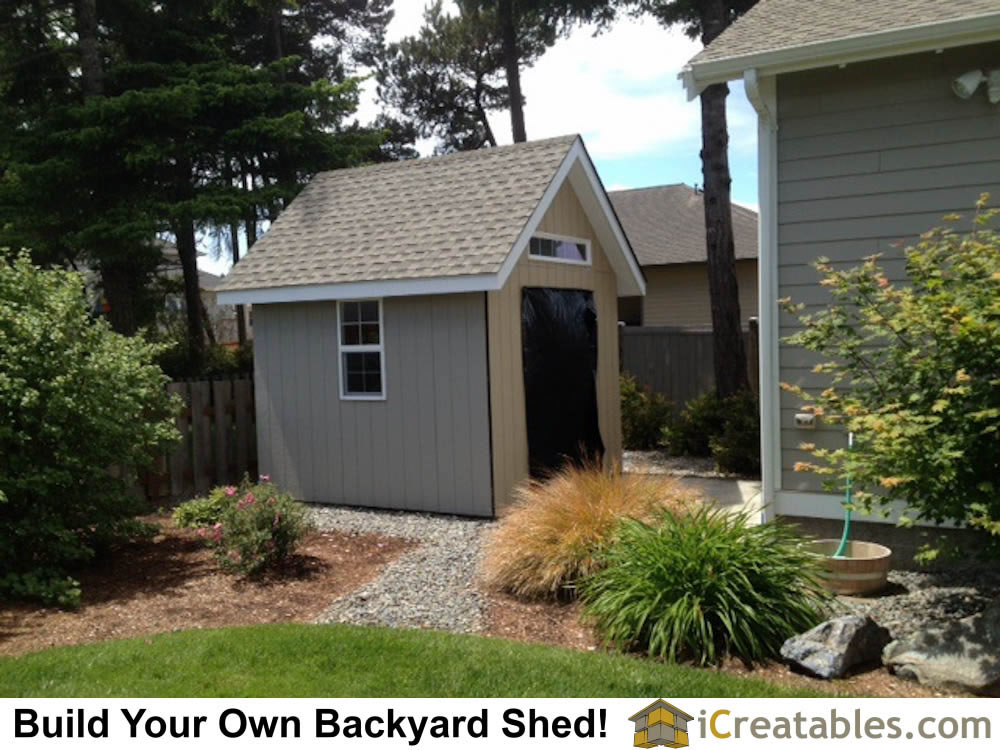 Garden shed photos pictures of garden sheds - Garden sheds oregon ...