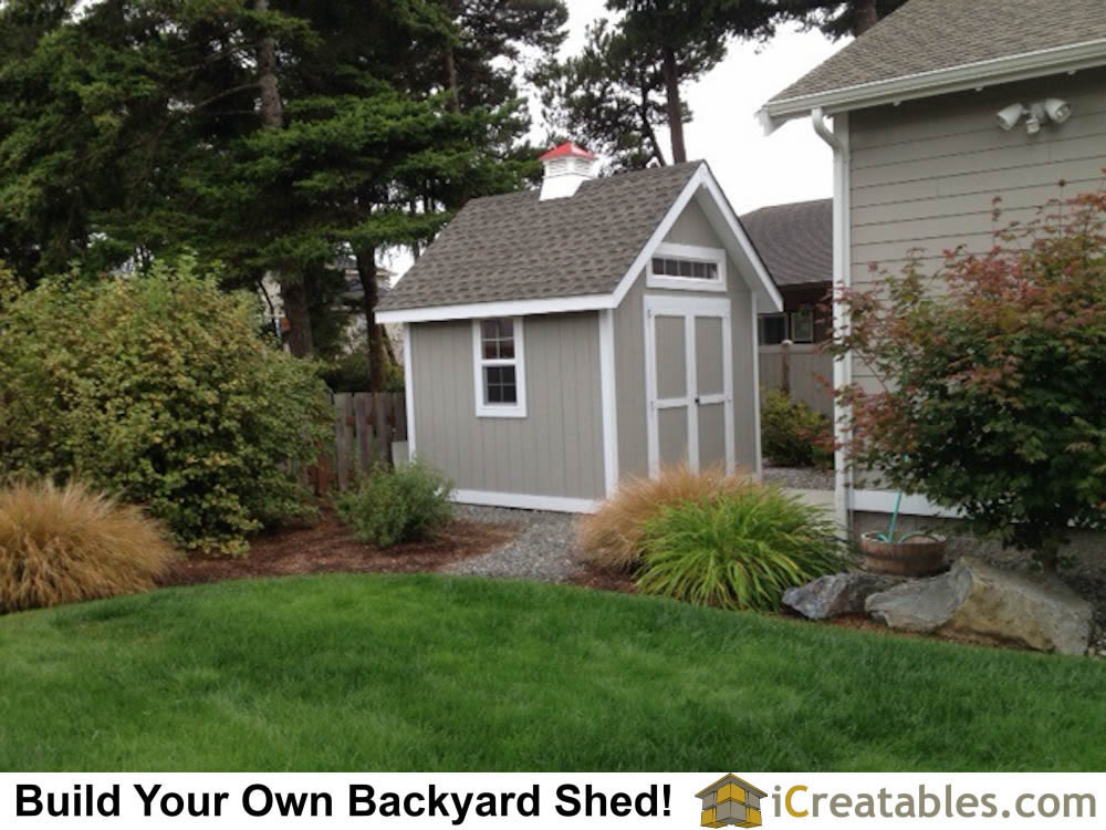 Shed plan photo gallery outdoor shed plans - Garden sheds oregon ...