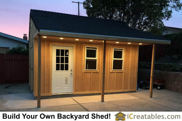 Garden Sheds Installed garden shed photos | pictures of garden sheds