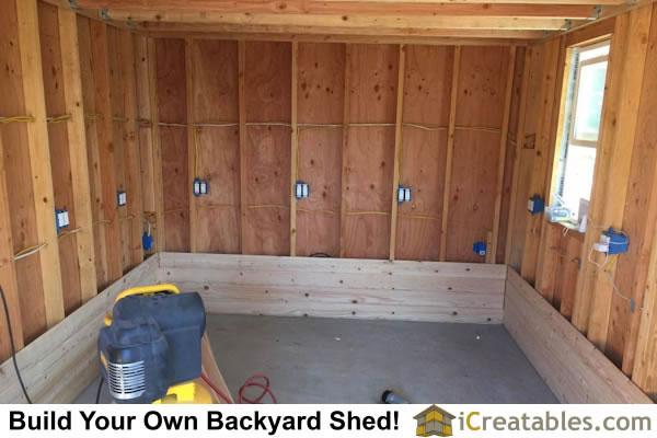How To Install Garage Door Trim Stone Around Garage