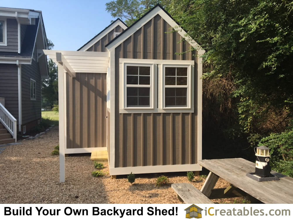 Pictures Of Garden Sheds