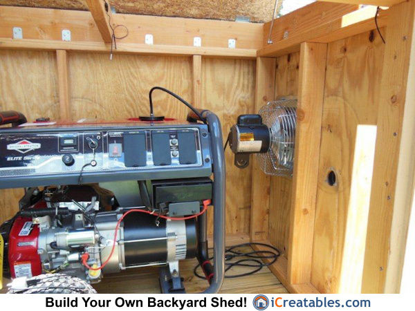 generator-shed-exhaust-fan Wiring Amp Sub Panel on