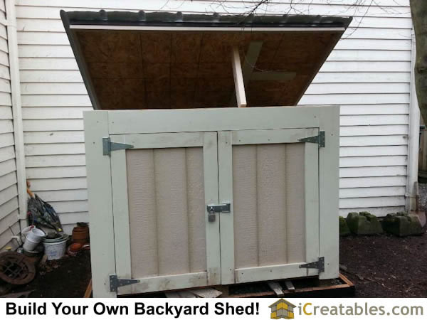 Pictures Of Generator Sheds