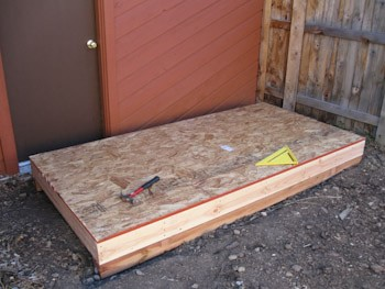 shed floor sheeting
