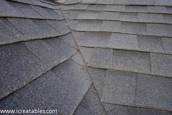 closed cut valley shingle