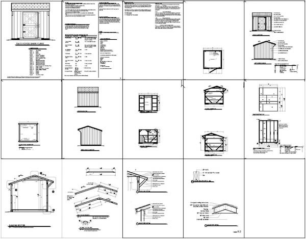 Shed plans free 12x12 nature prints kelaks for Free 2 stall horse barn plans