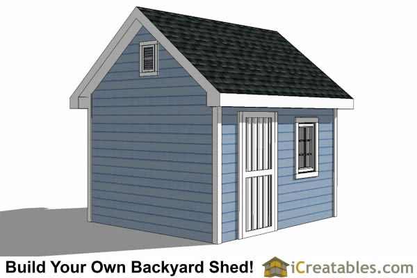 Traditional Victorian Garden Shed Plans Icreatables Com