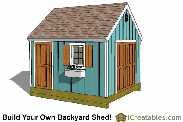 Garden shed plans backyard shed designs building a shed Cape cod shed plans