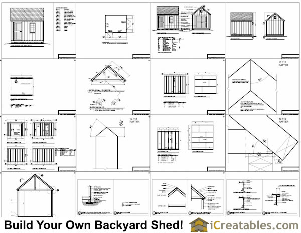 Indian rosewood lumber free wood shed plans materials list for Free shed design software with materials list