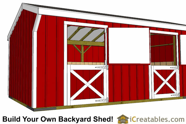 2 stall horse barn plans 2 horse barn plans for 10 stall horse barn floor plans