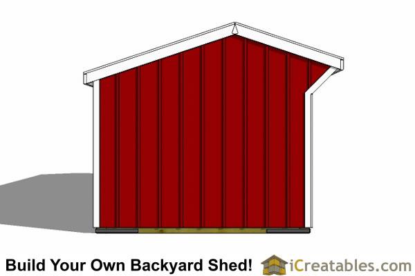 Sheds ottors corner shed floor plans for Tack shed plans