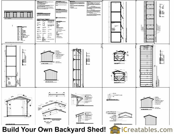 Barn stall door plans anakshed for Four stall barn plans