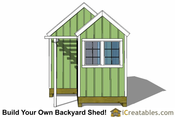 10x8 6x8 garden shed plans for 10x8 shed floor plans