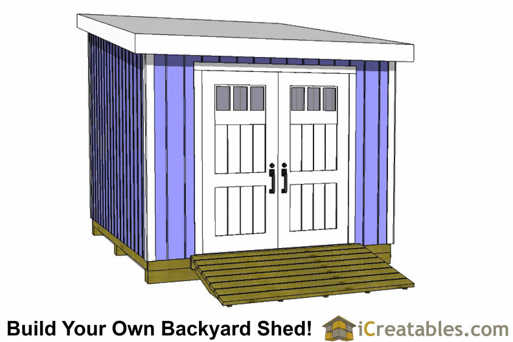 Do It Yourself Home Design: Easy To Build DIY Shed Designs