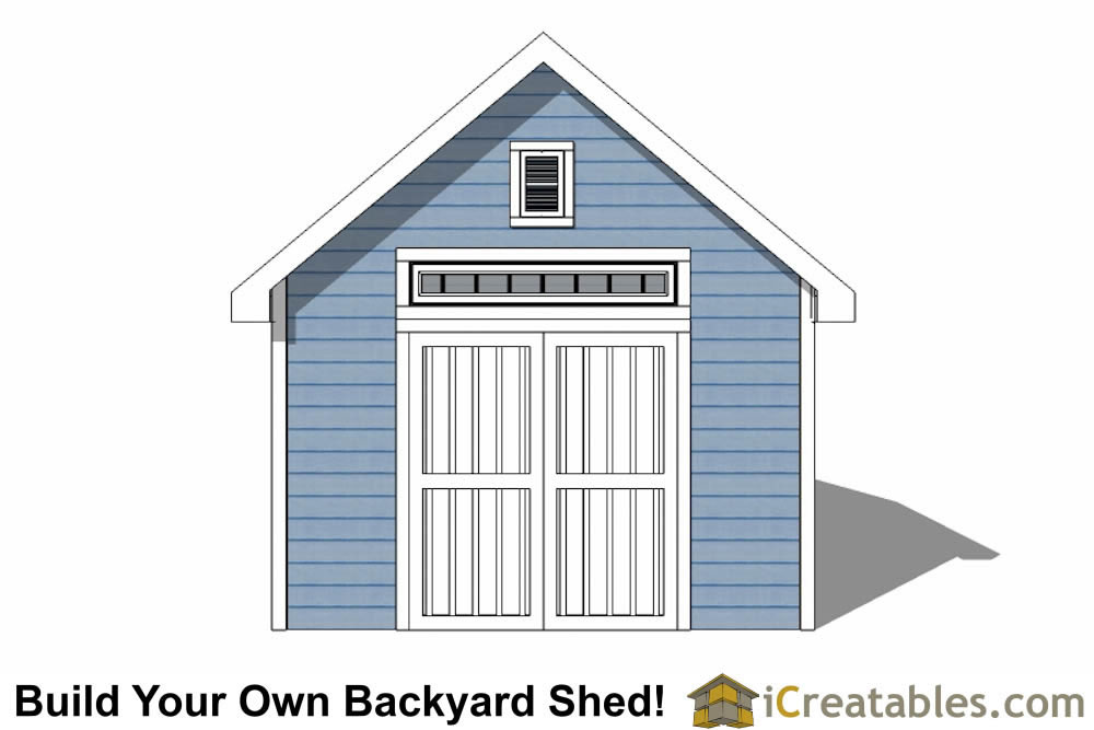 12x12 traditional victorian backyard shed plans for 12x12 house plans