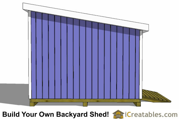 ... with the lean to shed plans 12x12 lean to shed plans floor plan