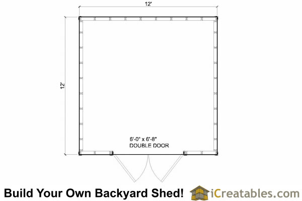 12x12 lean to shed plans for 12x12 deck plans