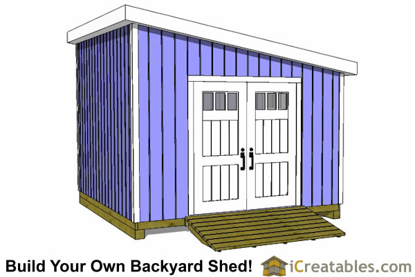 12x12 lean to shed plans for Garden shed 12x12