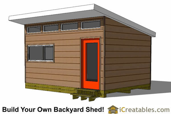 Get manual: How to build a 12x12 gambrel shed