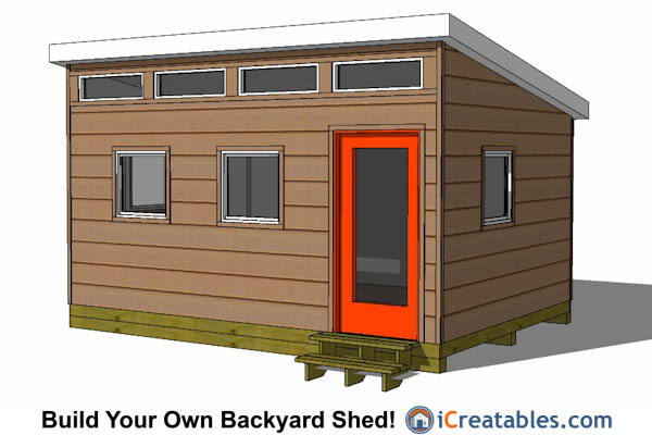 Plans for 16 x 16 gambrel barn with loft joy studio for Large shed plans