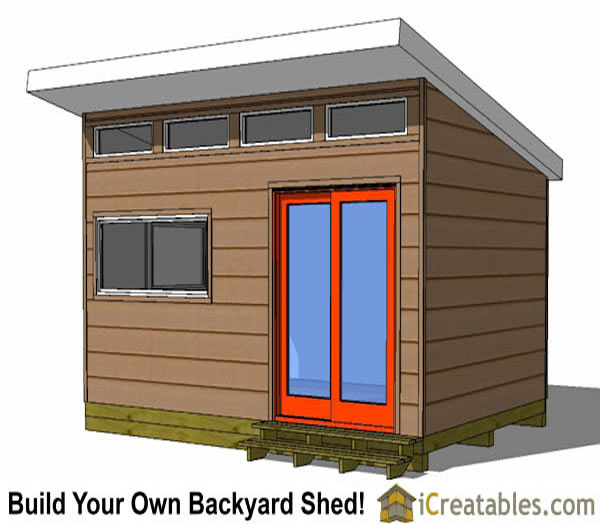 12x16 studio shed option