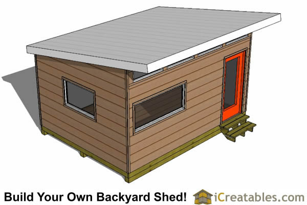 12x16 office shed plans top