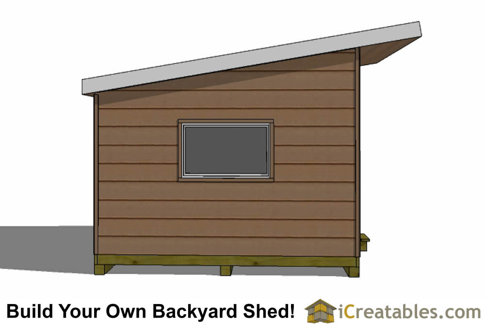12x18 office shed plans top