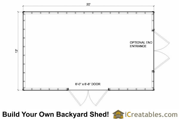 12x20 lean to shed plans build a large lean to shed for 12 x 20 shed floor framing
