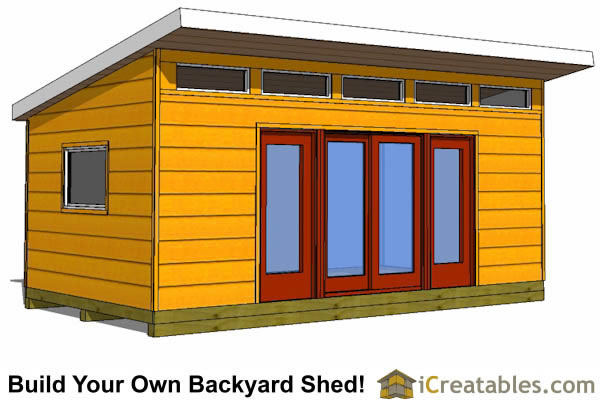 12x20 Shed Plans Easy To Build Storage amp Designs