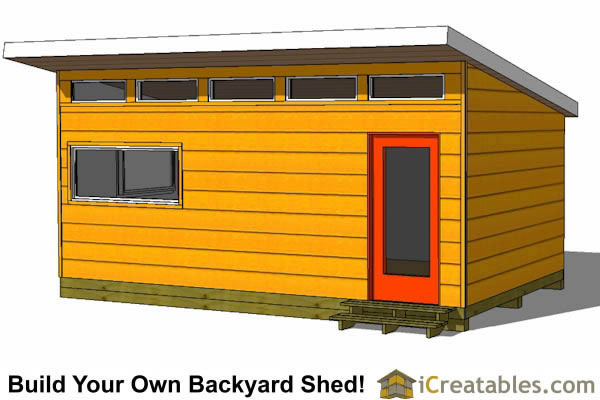 12x20 studio shed option