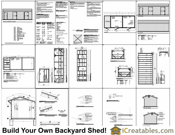 2 stall horse barn and tack room plans for Free 2 stall horse barn plans