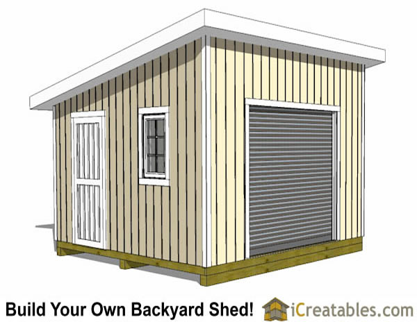 14x14 shed plans build a large storage shed diy shed for Storage building designs