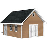 16x20-CC-cape-cod-shed-plans