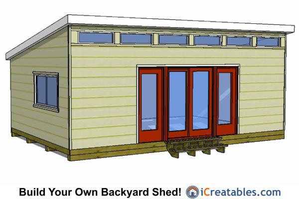 16x24 Shed Plans on 16x24 Cabin Floor Plans