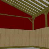 4 Stall Horse Barn Plans
