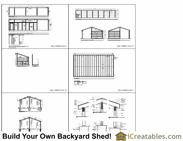 3 stall horse barn plans with lean to and tack room 3rd for 2 stall horse barn plans