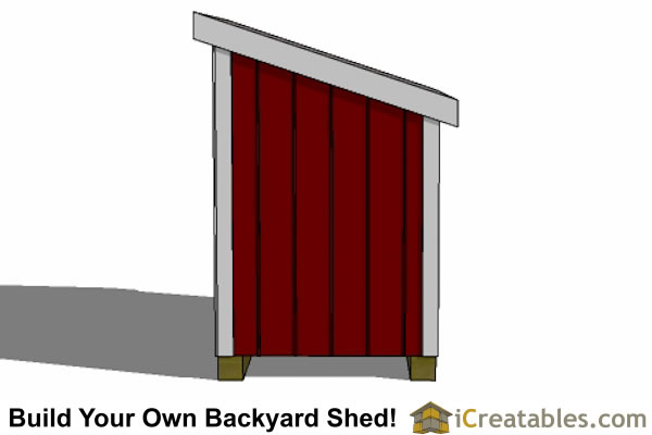 4x6 Generator Shed Plans Diy Generator Enclosure