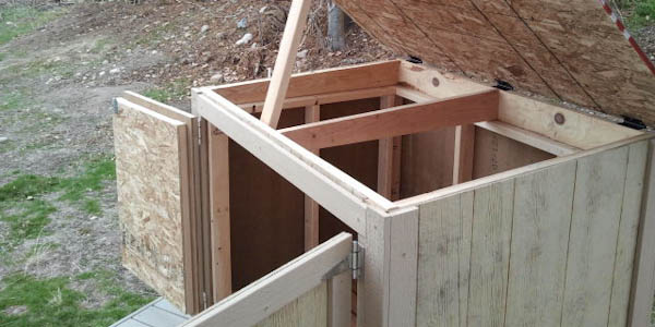 Generator Shed Plans - Generator Enclosure Plans