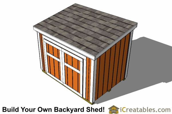 Guide 5 x 7 shed plans shed plans for free for Garden shed 5x7