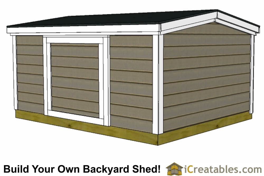 6x10 6 foot tall shed plans top