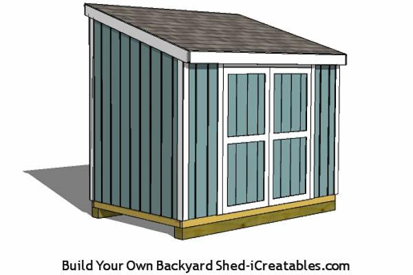 Guide 6x10 storage shed plans free ~ Haddi