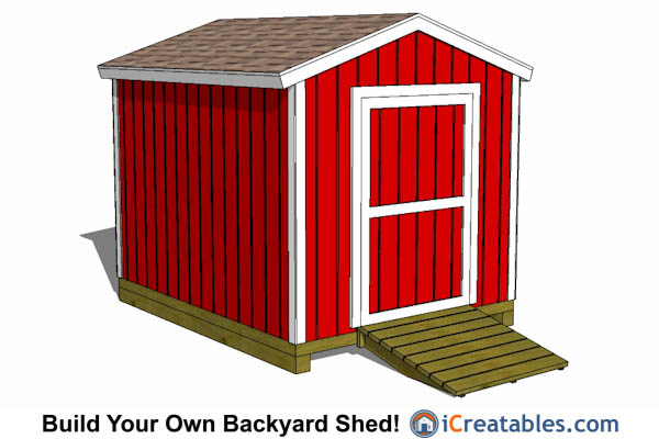 8x10 backyard shed for 8x10 office design
