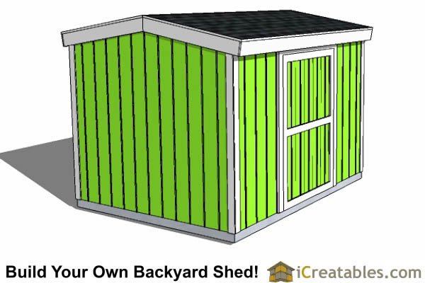 8x12 short shed plans for 12x8 shed with side door
