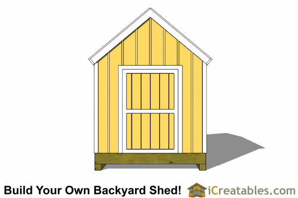 8x12 cape cod shed plans storage shed plans Cape cod shed plans