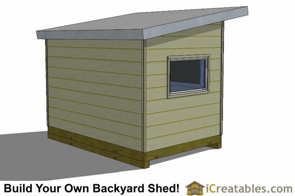 Small storage buildings 8x12 shed plans materials list for Free shed design software with materials list