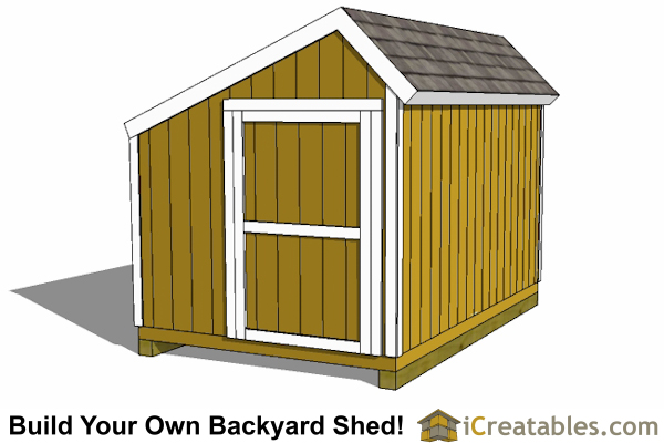 10x10 salt box shed plans saltbox storage shed for New england shed plans
