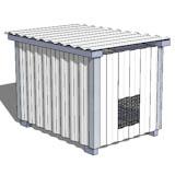 Generator Shed Plans - Portable Generator Enclosure Designs