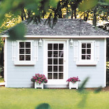 country living shed