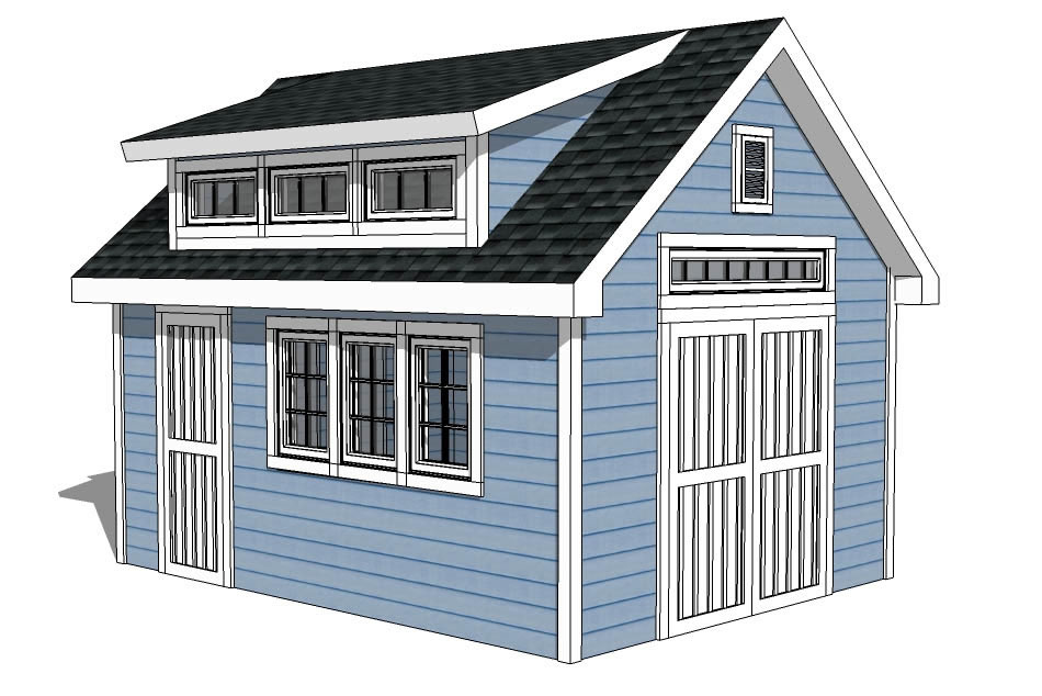 Storage Shed Plans How To Build A Shed Shed Designs