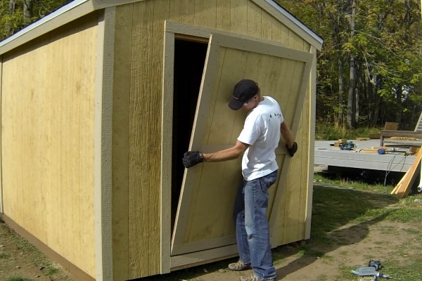 Shed Plans: How to Build a Shed | Storage Building Plans